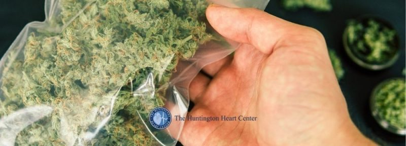 Huntington Heart Center weighs in on cannabis products and their safety for the heart